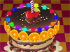 Cake Decoration: Girls, let's decorate our cake and enjoy this fun cooking game.