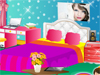 High Tech Girl Bedroom Decor: Girls, let's decorate our high tech girl bedroom with your creation. Enjoy this game.
