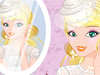 Spring Bride Make Up: Spring is such a beautiful time of the year. Flower flourish and blossom - their colors are delicate and fresh. So our girl decides to get married in spring. Let's help her dress up and make her become the most feminine springtime bride. Enjoy!