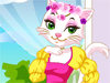 Cat Princess Dress Up