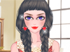 Lace Style Girl: A simple lace dress can provide many outfits for a wide variety of events if it is paired right, so dare and play with the items available at your disposal in the 'Lace Girl Make Up' game and see how many you can create on your own! Enjoy this fancy makeover game girls!