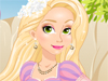 Rapunzel Disney Princess: Hey girls, let's meet Rapunzel - a beautiful princess with long magical hair. She will share her tips to take care about her hairs and her style. Enjoy!