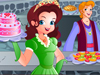 Princess Castle Restaurant: Princess Bella dreams to own the biggest castle restaurant in the land. Grandma fairy has made her dream come true. Now she is running her own castle restaurant. Help Princess Bella make this castle restaurant the biggest in the land.