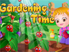 Baby Doing Garden:  It is time to teach Baby Hazel how to grow a rose plant.  Teach Baby Hazel all about gardening and plant a rose with her.