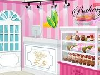 Have you ever imagined runnning a cute coffee shop where you can serve colorful cupcakes with coffee? The design of the shop should be looking as delicious as the cupcakes! Decorate this little coffee shop as you like! Your customers will love it!