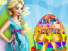 Pregnant Elsa Easter Egg is an online game. Com for free. Easter is nearing, Elsa is pregnant and she can't paint the eggs all alone. Play this game and join Elsa in her kitchen, prepare the paint for the eggs and after that help.