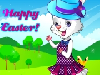 Happy Easter Ladies! This cute bunny is preparing a big and joyful party just for you to be happy! She has lots of colorful eggs and cheerful friends on her backyard! Now, all she wants from you is to help her get dressed properly! Will you help her?