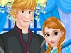 Arendelle has never seen a greater love before! Anna and Kristoff are the most romantic couple of the kingdom because Anna is after romantic events all the time. She organized a surprise birthday party in the ballroom for Kristoff. We must find nice clothes for them!