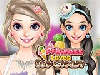 Princess love today have a meeting with friends. Help her choose the outfit and makeover so she is so cute and beautiful.