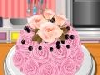 Time to try something new in this lovely kitchen! Let's have a look at this awesome looking, delicious Turkish delight cake! Collect all the necessary ingredients and start cooking! You can make the same cake yourself with a little bit help from this game!