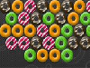 Here is the most delicious bubble shooter game! This time we are shooting donuts! Try to bring 3 or more of the same donuts together to clean them! You have to clean a certain amount of donuts to level up!