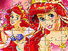 Here you have 10 puzzles starred by famous princesses. You can divide them into the number of pieces you want.