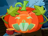 Halloween has come and all are ready with their pumpkin. But you have not even started to decorate it might be due to lack of ideas. So don�t worry, we are here to help you. Just play the game and get spooky look for your pumpkin in this Halloween and be the one standing out different in the crowd.