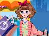 It's such a warm, nice and lazy weekend afternoon. A perfect time for shopping! Lina wants to go shopping in style, and she really needs your fashion tips to dress up. Could you help her choose hairstyle, dress, outfit and accessories? Have fun!