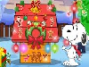 Snoopy is so excited for Christmas! He has already started decorating his kennel! He has many ornaments to show you! Check them out and bring out your favorite ones. Decorate his kennel with those items! Merry Christmas!