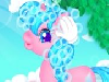 The little ponies need you! Come and take care of them! Wash them with lots of flowers! Later, feed them with their favorite food! Finally dress them up to show your cute ponies to others!