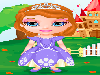 Baby Betty is about to celebrate her birthday party. She likes to wear the most beautiful princess outfit. First clean up her room and look everywhere to find the missing items. Now let's choose her beautiful princess dress.