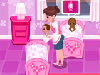 Charmaine is a nanny she loves her work. She always knows how to make good babies do not cry, clean the baby room neatly and always keep clean.