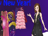 New year is approaching. Also refresh yourself with new costumes and makeup. Join us to change ourselves to have a happy and happy new year.