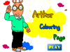 Arthur Colouring