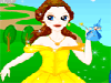 Disney Princess Dressup