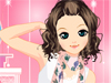 Amiable Girl Make up