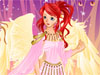 Fairy Princess Dressup: She is the ultimate Fairy princess. With wonderful and magical gowns and accessories, you have the power to choose the way she would look like.