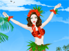 Hula Dancer Dress Up: In the dress up games, you'll dress and put make up on a Hula dancer, the typical dance of the Hawaiian islands. Enjoy the bright colors of Hawaiian fashion, moving to the rhythm of the ukulele on the prettiest beaches in the world! Wow, Hula Dancer now looks so charming!