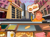 Hungry Customers: They are hungry now and let's try your best to server them as fast as possible. Prepare hot dogs, hamburgers, juice and french fries for your customer. Wish you earn much money with your shop.