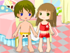 kiddie playdate girlsgogames com - Happy Valentines day
