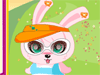 Pink Rabbit Dress up