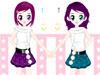 Little Twin Dress up