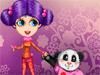 Mimi and Panda