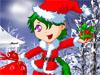 Christmas Doll Dress Up
