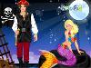 Pirate And Mermaid Dress Up