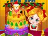 Kiki Christmas Cake