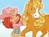Strawberry's Pony Caring