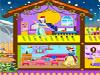 Princess Christmas Doll House
