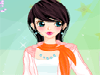 Modern girl dress up game
