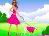 Girl and Pet Dress up