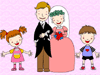 Happy Wedding Coloring